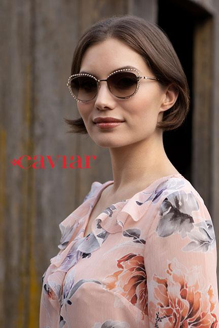 Caviar designer sunglasses #1787